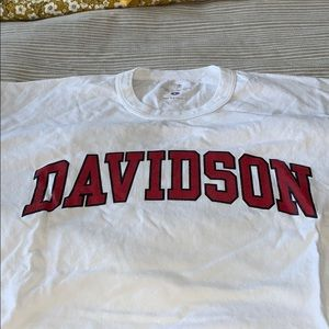 Tops - 🧶Davidson Thrifted Tee